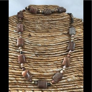 Jewelry - ✨NEW✨Natural Jasper Necklace🛍